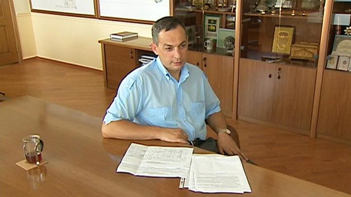 Экс-глава Серпуховского района Подмосковья этапирован в колонию