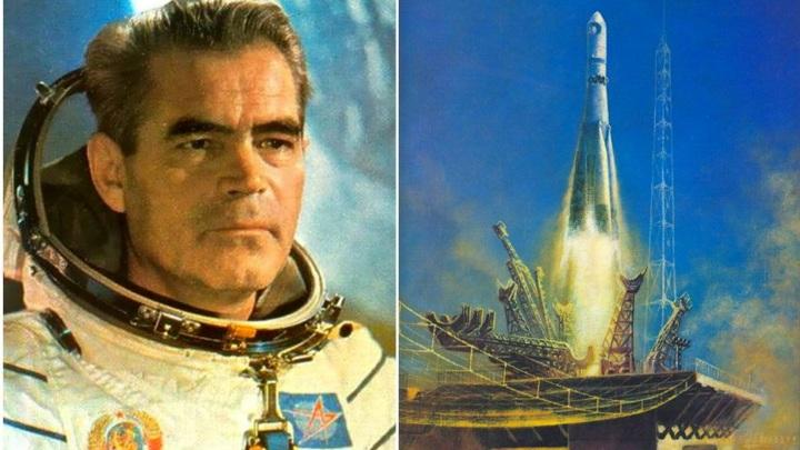 Ракету-носитель назовут именем чувашского космонавта Андрияна Николаева