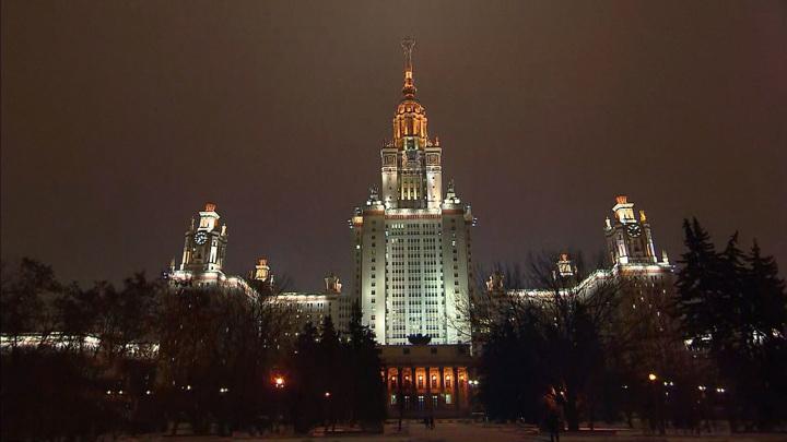 Занятия в МГУ им.Ломоносова в основном начались в очном формате