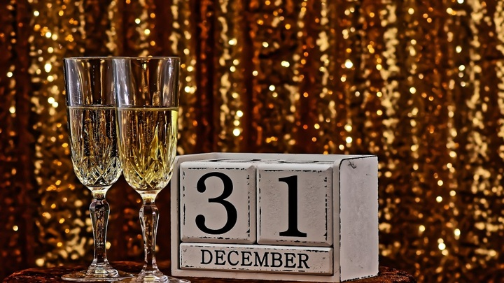 В Новый год липчан попросили танцевать по домам
