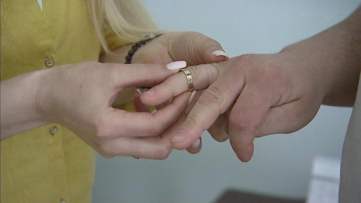 Торжественная регистрация брака впервые пройдет на катке ВДНХ