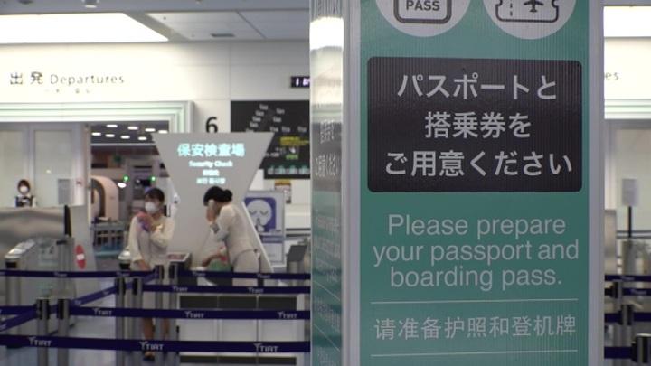В Японии больной ковидом впервые умер на карантине в аэропорту