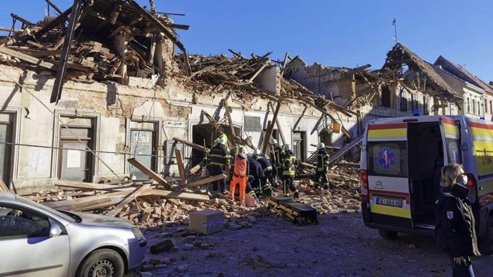Словения остановила работу АЭС после землетрясения в Хорватии