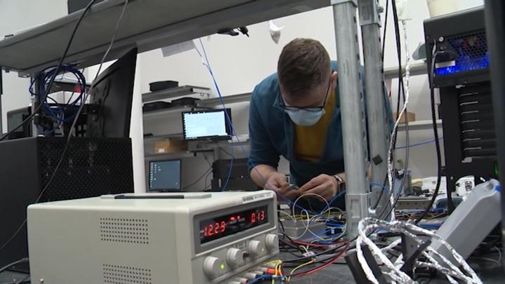 Линия квантовой связи заработает в России в 2021-м году
