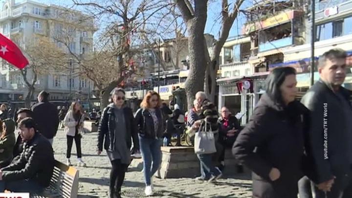 Турция запретила туристам посещать центры городов в новогоднюю ночь