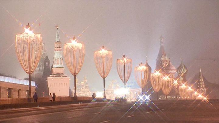 Около 3,5 тыс. силовиков будут охранять правопорядок в Москве в новогоднюю ночь