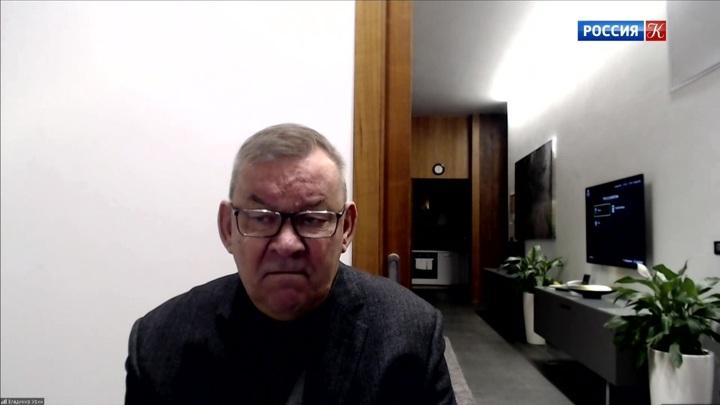 Владимир Урин рассказал о планах Большого театра на 2021 год
