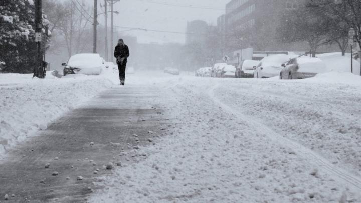 Туман, морось и тепло: погода в Москве