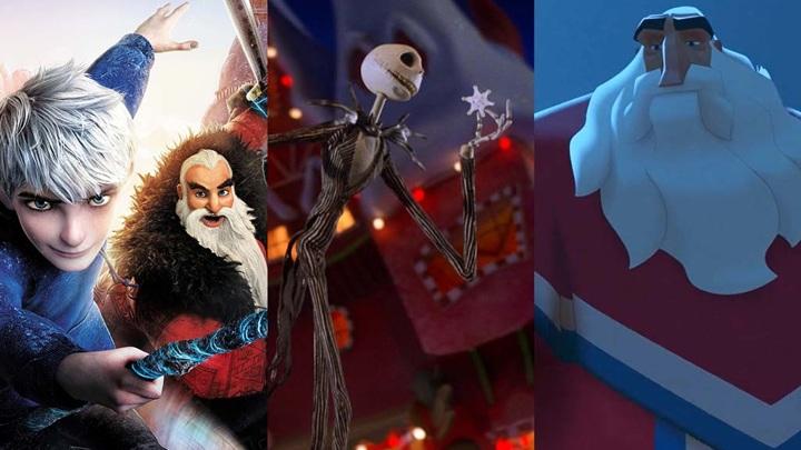 10 лучших новогодних мультфильмов
