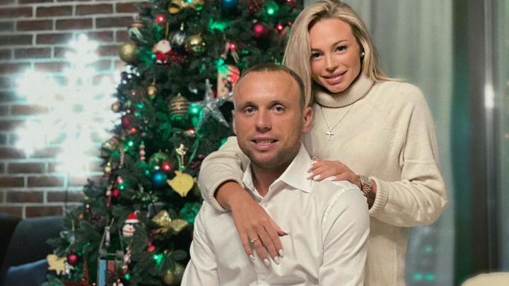 Денис Глушаков и Ксения Коваленко