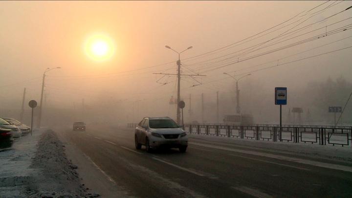 Морозы вернутся на Алтай