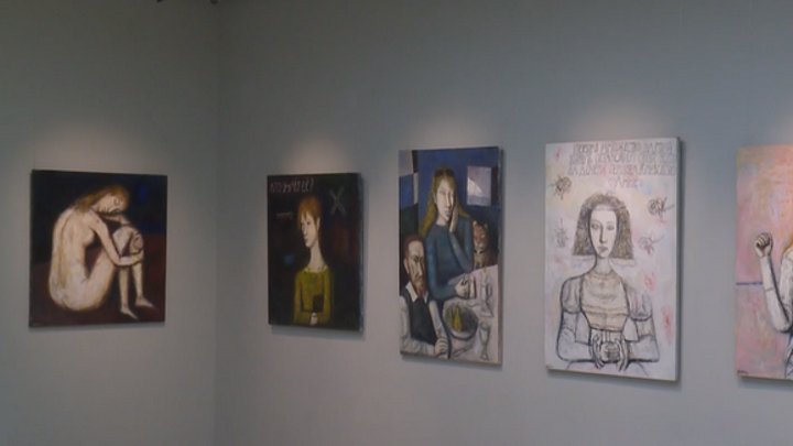 Картину новосибирского художника вернули на родину спустя почти полвека