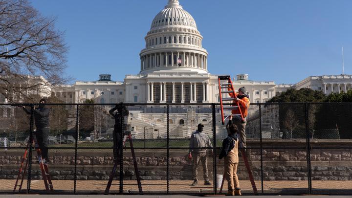 Reuters: на 4 марта назначена вооруженная атака на Конгресс США