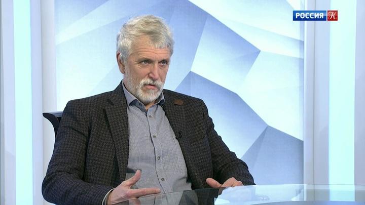 Главная роль. Николай Макаров