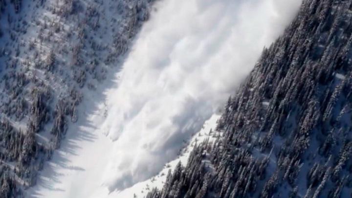 Лыжник из Подмосковья погиб при сходе лавины в Кабардино-Балкарии