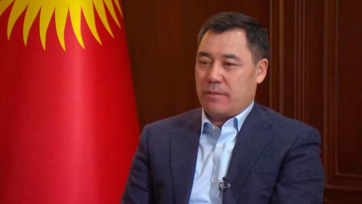Жапаров: Путину небезразлична судьба Киргизии