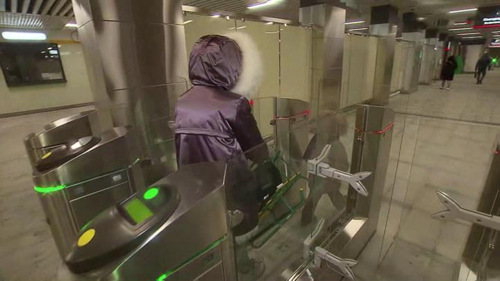 Система оплаты проезда FacePay заработает в метро Москвы к концу года