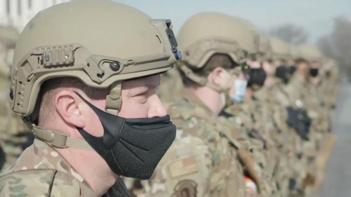 США могут увеличить военный контингент на Украине