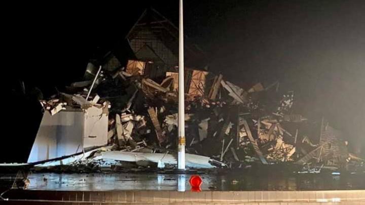 Землетрясение в Индонезии: есть погибшие и раненые