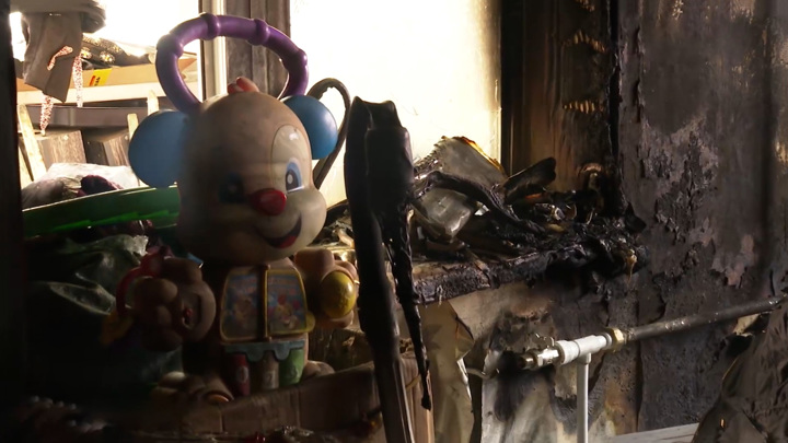 В Хабаровске возбуждено дело после гибели семьи из 5 человек в пожаре