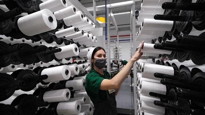 Завод по производству полипропиленовой упаковки открыли на Кубани