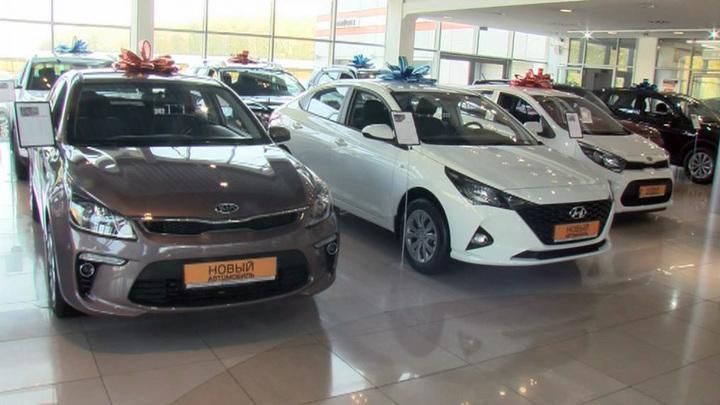 ФТС: импорт автомобилей в Россию резко вырос в январе