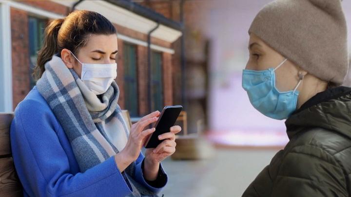 """Кадр из программы """"Доктор Мясников"""". Нужно ли носить маску после вакцинации – мнение доктора Мясникова"""