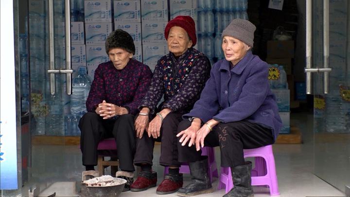 Китайские бабушки как двигатель экономики