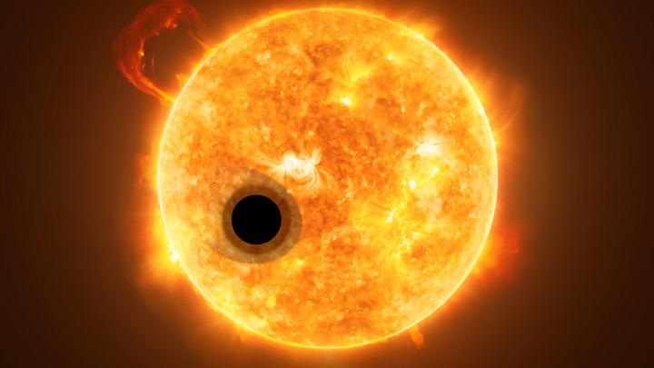 Планета, состоящая будто из сладкой ваты, заставила астрономов поломать голову.