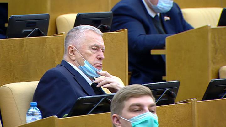 Жириновский стал региональным депутатом