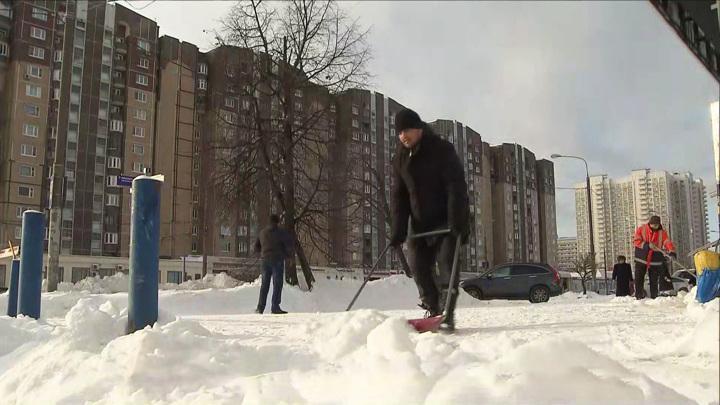 Москвичей ждет погодный кульбит