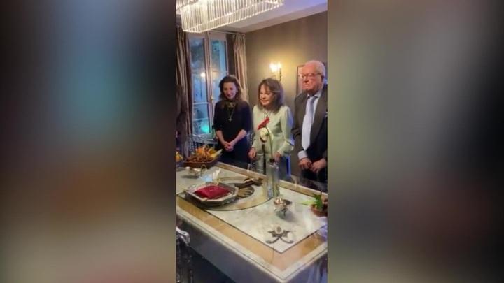 92-летний Жан-Мари Ле Пен обвенчался с женой