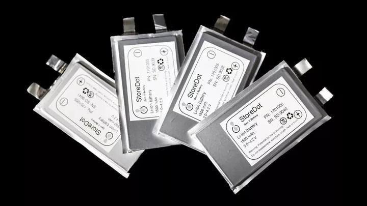 Изобретена батарея для электрокаров с зарядкой за 5 минут