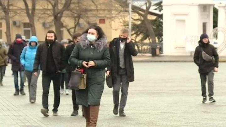 Роспотребнадзор назвал причину роста заболеваемости COVID-19 в Севастополе