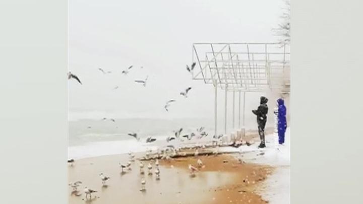 Морозы отступают