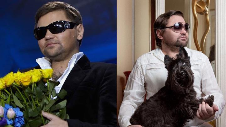 Слепой кутюрье: умер самый известный дизайнер Украины