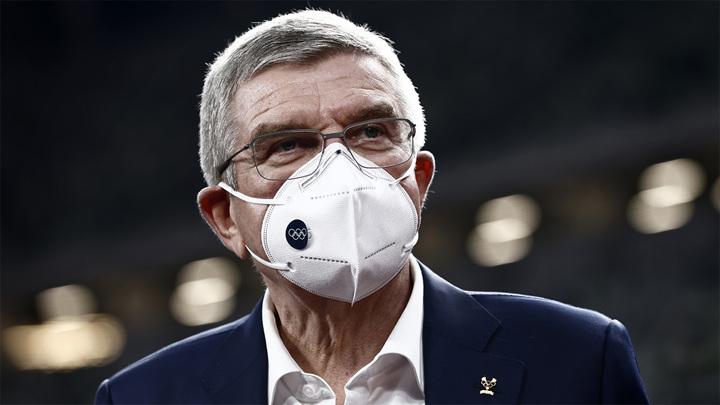 """Президент МОК Бах: готовим Олимпиаду, но """"плана """"В"""" у нас нет"""