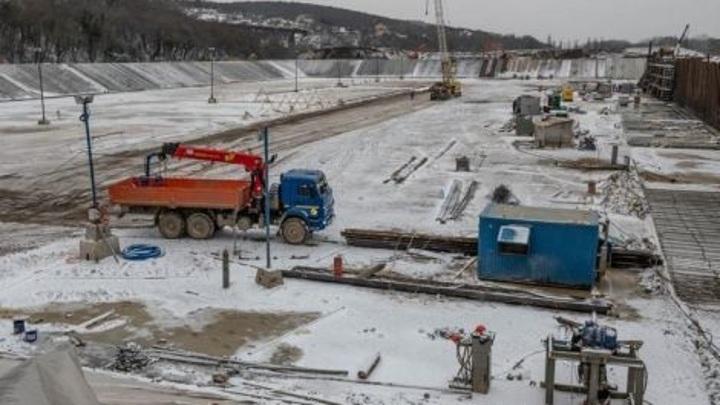 На 80% готов водозабор на реке Бельбек в Севастополе
