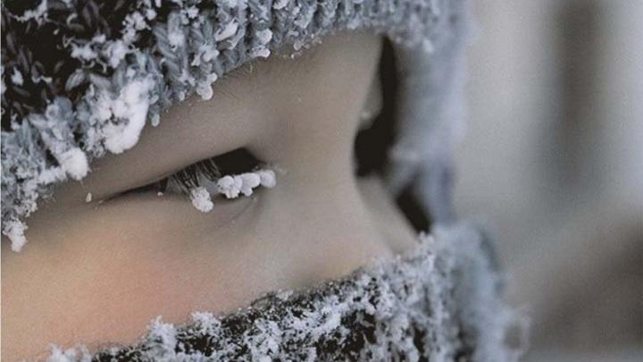 Аномальные морозы в Томской области приводят к госпитализации жителей
