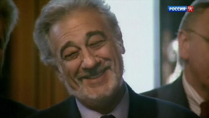 80-летие испанского оперного певца Пласидо Доминго