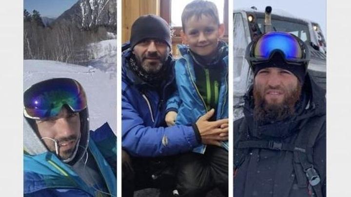 Инструкторов, спасших детей во время схода лавины в Домбае, наградили