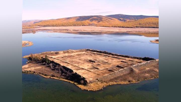крепость Пор-Бажын (Республика Тыва) / CC BY 4.0