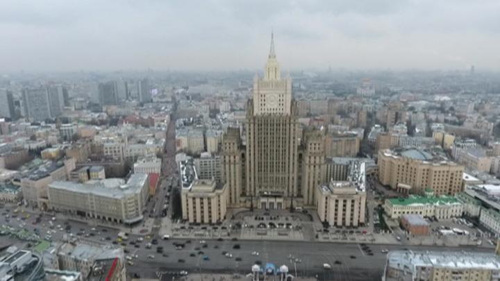 Будем реагировать: в МИД России призвали США не играть с огнем