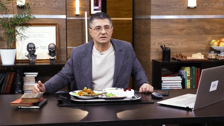 Доктор Мясников озвучил правила питания для пожилых людей
