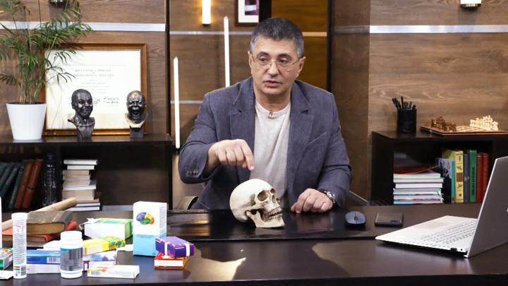 Доктор Мясников предупредил об опасности лекарств из рекламы