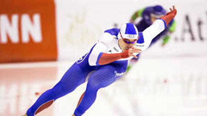 Российский конькобежец Мурашов стал третьим на этапе Кубка мира