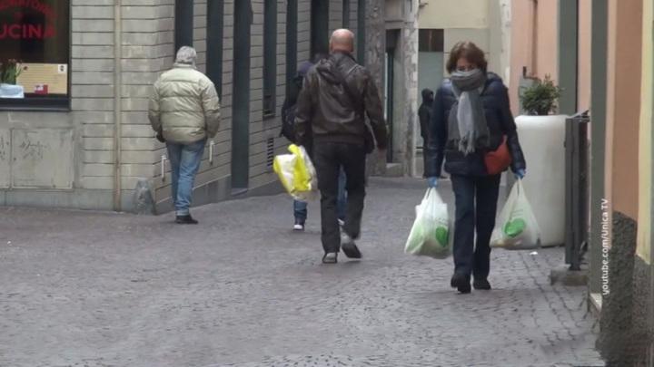 Итальянская Ломбардия неделю провела на карантине по ошибке
