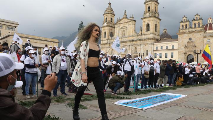 Партия бывших колумбийских повстанцев меняет название