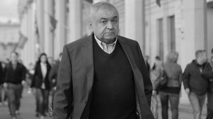 Эрнест Серебренников