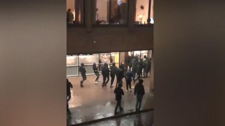 Коронавирус в Нидерландах: жители громят магазины и жгут машины